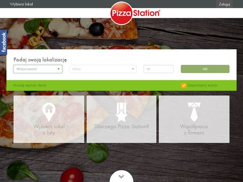 Pizza Station - Pizzerie we Wroc艂awiu