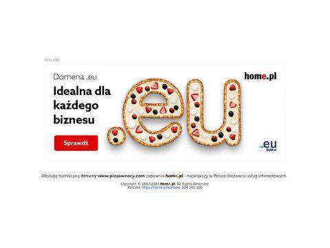 Www.pizzawnocy.com