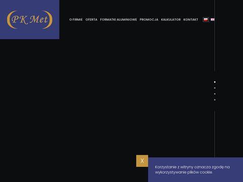 Blachy, pr臋ty, profile- PK MET