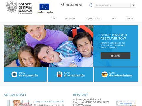 Polskie Centrum Edukacji