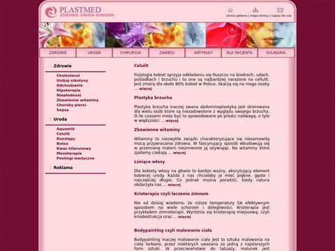 Zdrowie, uroda, rodzina - plastmed