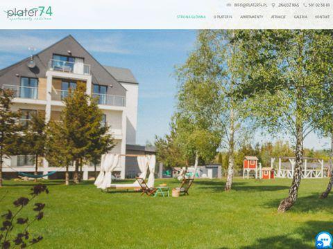 Apartamenty Darłówko - wakacje z dziećmi nad morzem z basenem