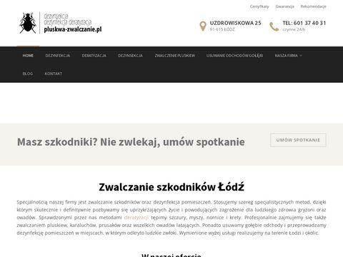 Http://www.pluskwa-zwalczanie.pl