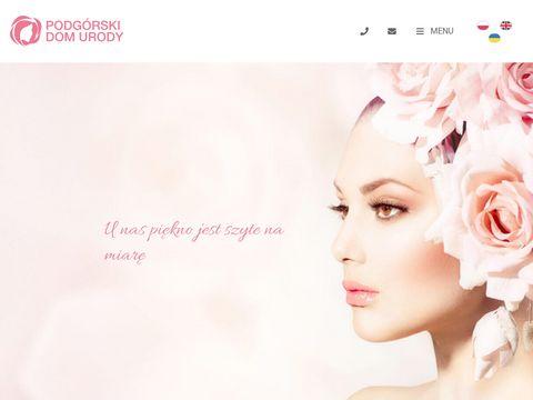Salon kosmetyczny Podg贸rski Dom Urody w Krakowie