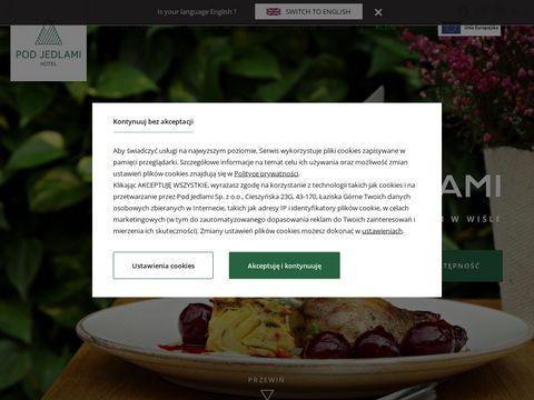 Hotele Wisła - Hotel Pod Jedlami