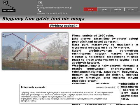 Www.podnosnikikoszowe.com.pl
