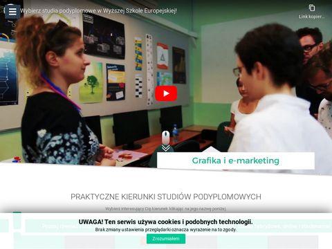 Studia podyplomowe WSE Krak贸w - Najlepsze, praktyczne kierunki