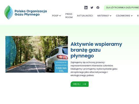 Polska Organizacja Gazu PÅ'ynnego