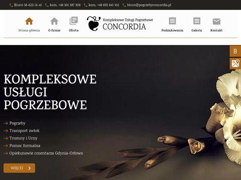 Www.pogrzebyconcordia.pl