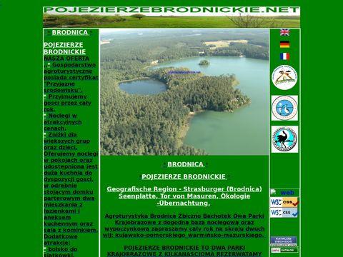 Pojezierze Brodnickie