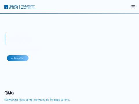 POLAND OPTICAL dystrybutor sprz臋tu optycznego