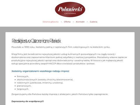 Catering dla firm Kielce