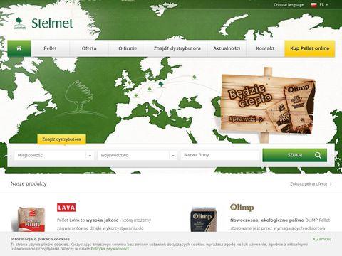 Czołowy producent pelletu w Europie