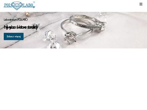 Laboratorium gemmologiczne - Pollabo Wrocław