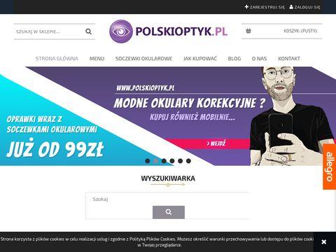 Polski Optyk - Sklep internetowy