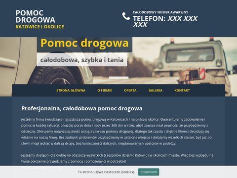 Holowanie Katowice