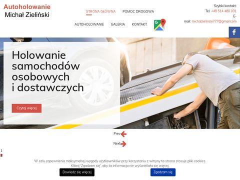 Nowy Dw贸r Gda艅ski Pomoc drogowa, holowanie pojazd贸w 514480031