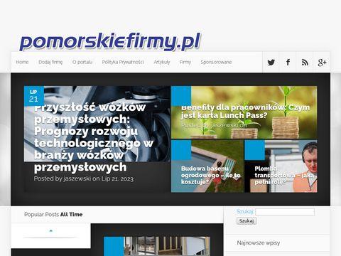 Firmy Gdańsk