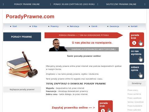 Www.poradyprawne.com