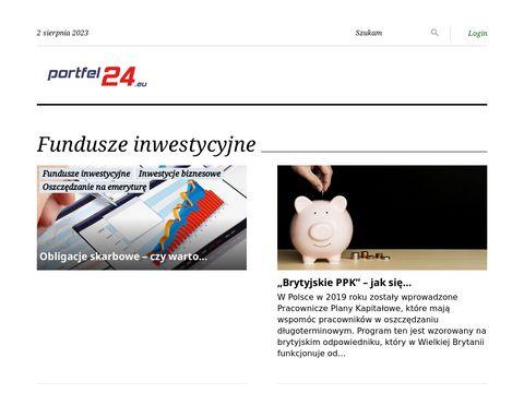 Pożyczka przez internet Portfel24.eu