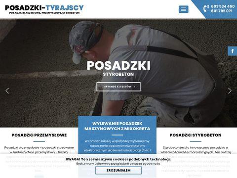 Posadzki przemysłowe i wylewki w �odzi, Płocku i Kutnie