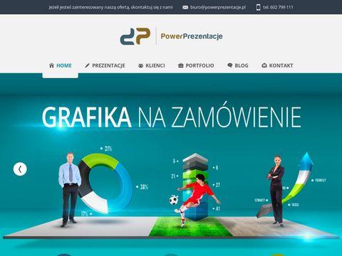 Prezentacja power point, slajd - powerprezentacje.pl