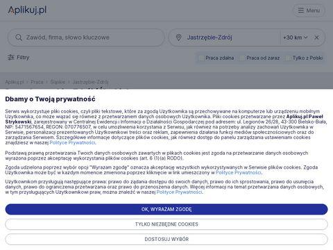 Www.praca-jastrzebie.pl