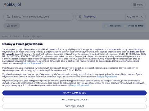 Pszczyński portal pracy