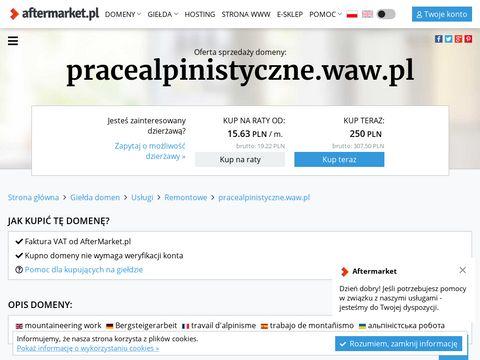 Www.pracealpinistyczne.waw.pl