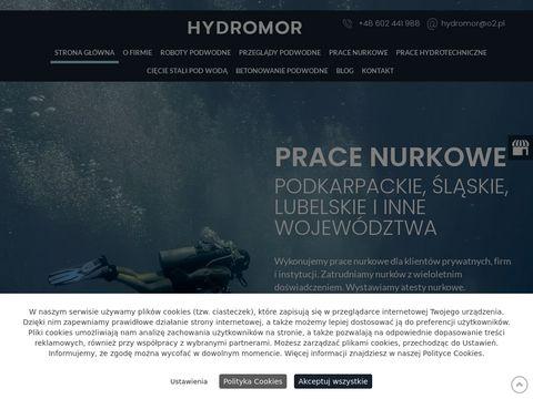 Pracenurkowehydromor.pl
