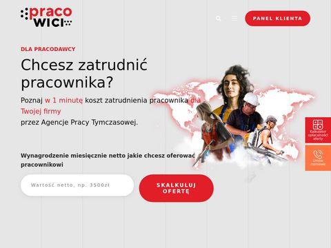 Pracownicy budowlani z Ukrainy - pracowici.pl