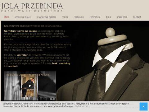 Precyzyjne szycie garniturów na wymiar | Kraków
