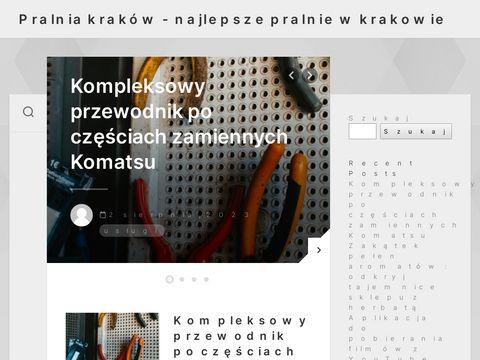 Pralnia - Pralniakrakowska.pl