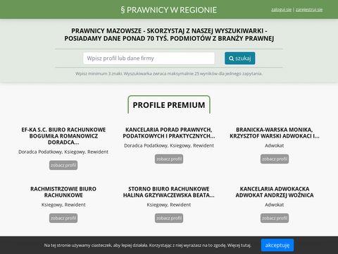 Mazowiecki Portal Prawniczy