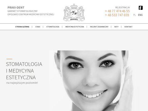 Medycyna estetyczna Opole 鈥� Toksyna botulinowa 鈥� Botoks - PraxiDent