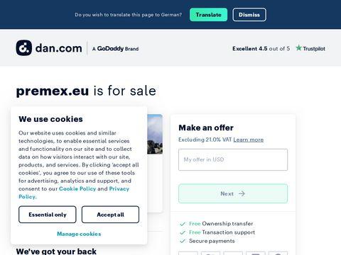 Firma budowlana Premex