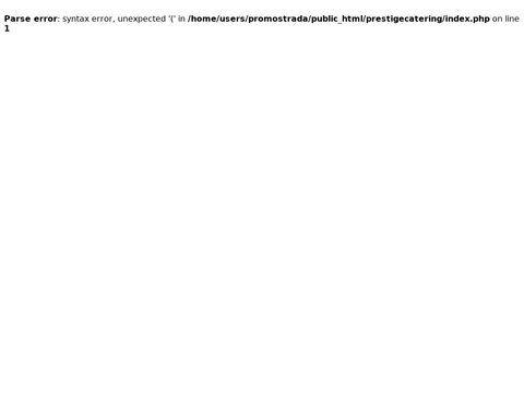 Prestigecatering. pl