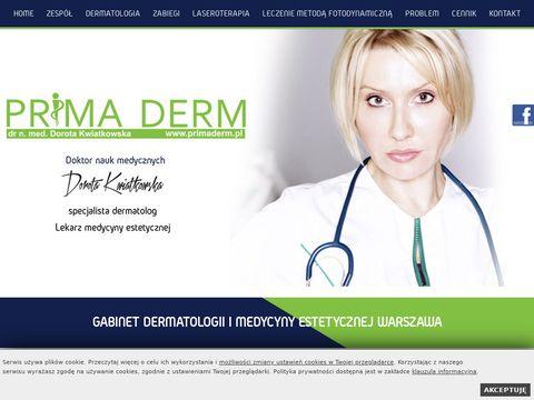 Dermatologia Warszawa