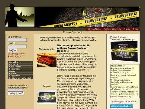 Prime Suspect: Tajemnice Vileburga