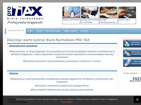 Biuro Rachunkowe PRO TAX w Krakowie