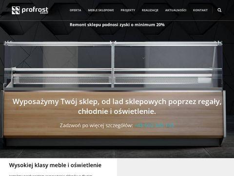 Wyposażenie sklepów w klimatyzacje - Bydgoszcz