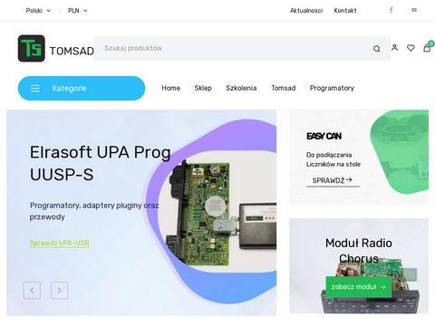 Elektronika Samochodowa - programatory