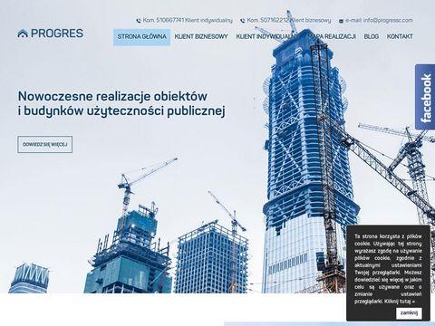 Progres S.C. - usługi budowlane lublin
