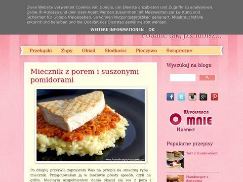 Blog kulinarny - przepisy kulinarne