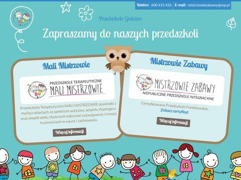 Przedszkola Gniezno - Zapraszamy