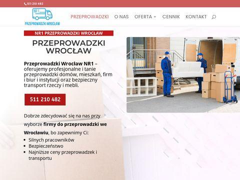 Przeprowadzki Wrocław nr.1