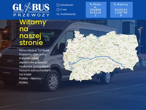 Przewozy Polska Niemcy