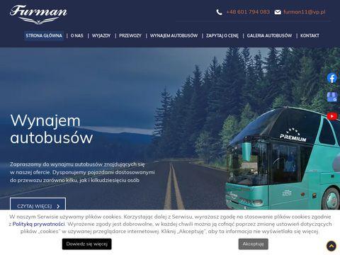 Www.przewozyzacharski.pl wynajem autokar贸w