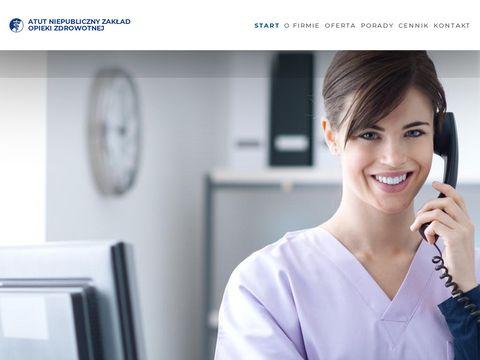 ATUT Badania USG Doppler Katowice