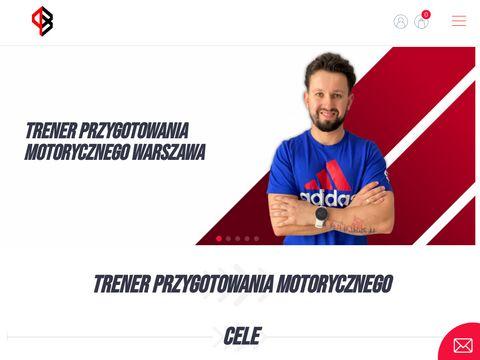 Trener przygotowania motorycznego - Marcin Przysiwek
